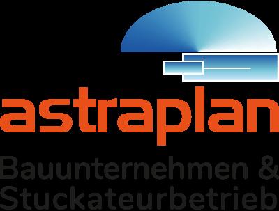 Logo astraolan - Bauunternehmen und Stackateurbetrieb